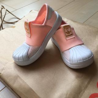 子供靴アディダス