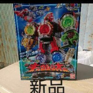 【新品・未開封です】宇宙戦隊キュウレンジャー キュータマ合体DX...