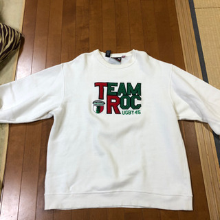 4L  ROCAWEAR  AUTHEHTICのトレーナー