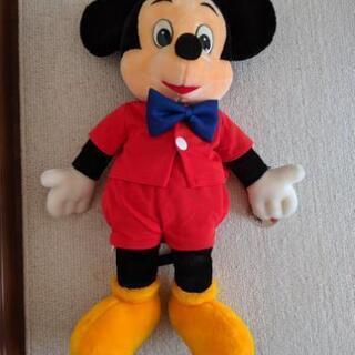 ディズニーぬいぐるみ ミッキーマウス