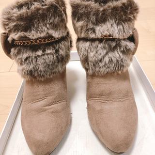 レディース靴 Lサイズ exe bisgina