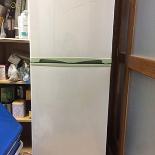 ※取引中※【2000円お支払いします】2ドア冷蔵庫