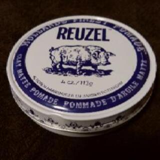 ルーゾー クレイマット ポマード 残量7割