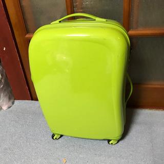 スーツケース 52×42×22 そら豆 TSAロックシステ…