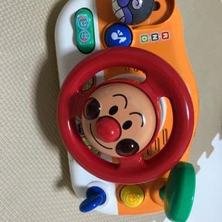 ベビーカー  おもちゃ アンパンマン