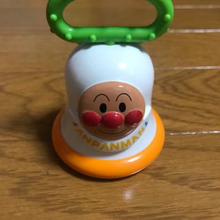 アンパンマン 幼児用ハンドベル 300円