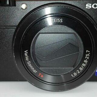 デジタルカメラ サイバーショットDSC-RX100M3