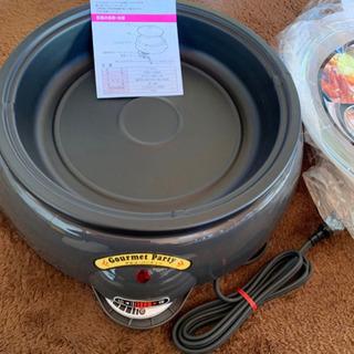 新品 グリルパン 鍋 鉄板焼き すき焼き 焼肉
