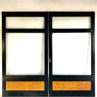 ガラス戸 建具