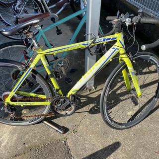 ロードバイク TRINX