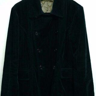 コーデュロイ ダブルのジャケット レディースL