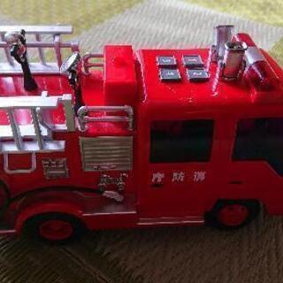 サウンド消防車 パトカー