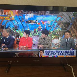 【取引中】SONY BRAVIA 2012年製テレビ