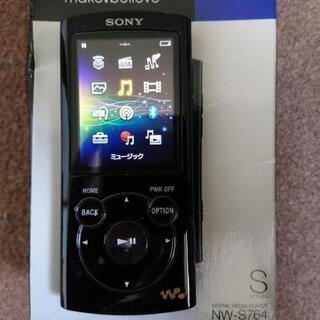 walkman   NW-S764(8GB)-Black