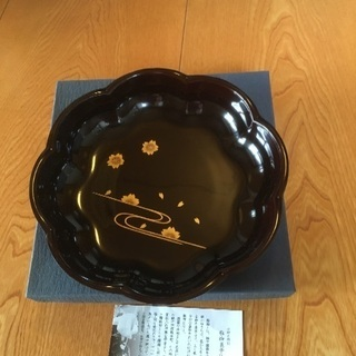 雅絵菓子鉢