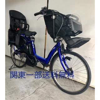 ヤマハ パスキッス 3人乗り 8.9ah デジタル 電動自転車 ...