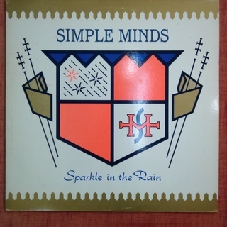 Simple Minds - Sparkle In The Ra...