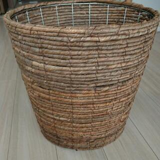 観葉植物用 バスケット鉢カバー