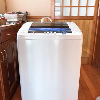 全自動洗濯機  AQUA