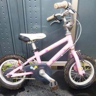 高級 ルイガノ 幼児用自転車 12インチ