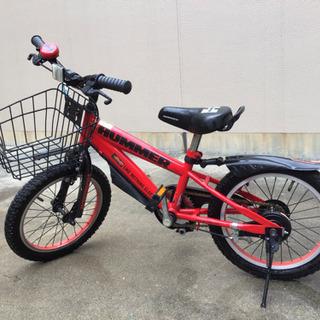 子供用自転車16インチ ハマー