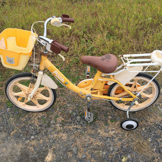 16インチ 子供用自転車