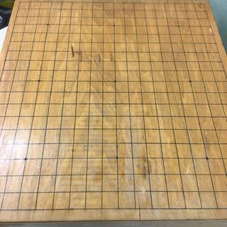 碁盤 囲碁 サイズ高さ27.5cm 奥行き約45.5cm 幅約4...