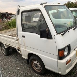 ☆熊本 サンバートラック4WD☆