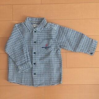 厚手 シャツ 90cm