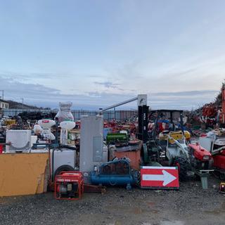 豊和商事株式会社 農機具、バイク、鉄くず、アルミ、ステンレス、電...