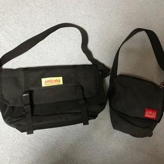 マンハッタンポーテージ のバッグ2つセットの画像
