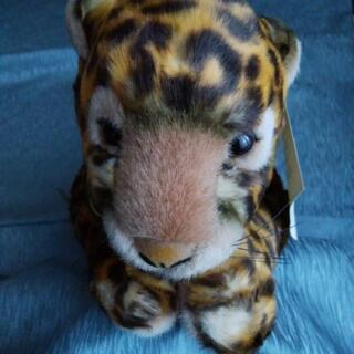 ジャガー縫いぐるみ jaguarJAPAN
