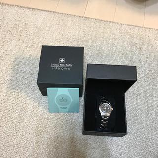 スイスミリタリー レディース時計