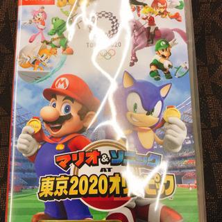 値下げ!マリオ&ソニック 東京2020オリンピック
