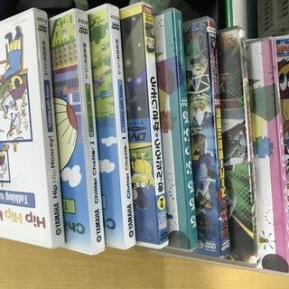 ヤマハ英語教室 DVD 他 幼児用DVD