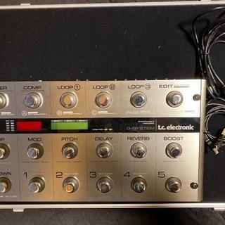 TC-ELECTRONIC G-SYSTEM