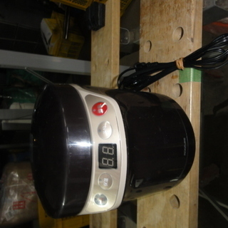 北1136 コイズミ ライスクッカーミニ  小型炊飯器 KSC-...