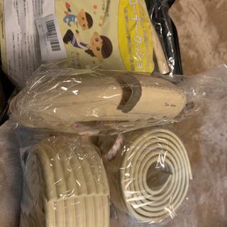 【取引終了】コーナークッション 家具カバー L型と波型のセット