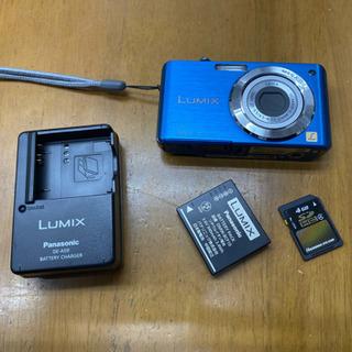 【取引中】Panasonic DMC-FS7 デジカメ