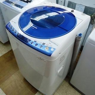 【引取限定】洗濯機 パナソニック NA-FS80H5 2013年...