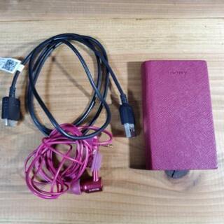 ウォークマン  NW-A36(16GB)ピンク