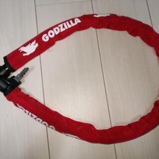 【値下げ】ゴジラロック 鍵 防犯 セキュリティ キー