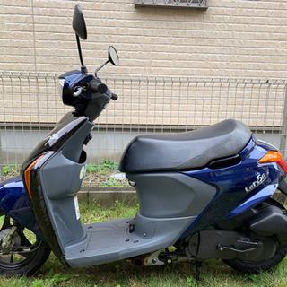 スズキ レッツ5G 50cc 原付スクーター