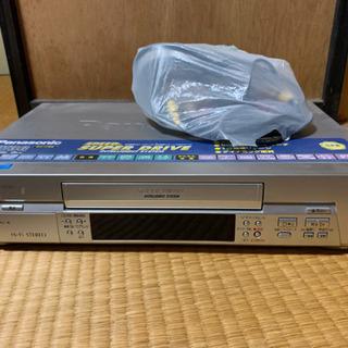 Panasonic ビデオデッキです