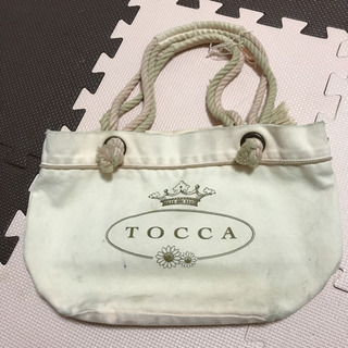 tocca トートバッグ