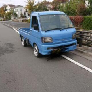 軽トラ ハイゼットトラック s200p