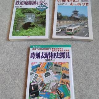 国鉄・鉄道・京都市電・歴史・まとめて