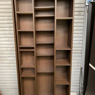 スライド式本棚 書棚