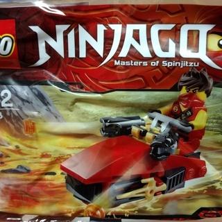 ■新品・値下げ■ レゴ ニンジャゴー カイのドリフター 30293