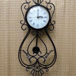 アンティーク調 掛時計